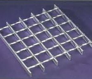 Steel Grating F325 Galvanised