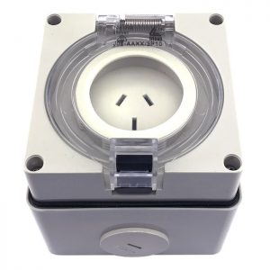 Outlet Socket Flat Pin